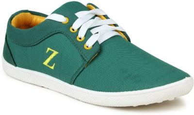 Gasser bg-zgreen Canvas Shoes