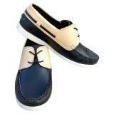 3 Wolves Boat Shoes (Black)