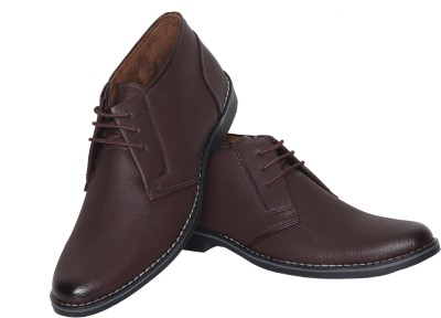 Azzaro Black Ducas Lace Up Shoes