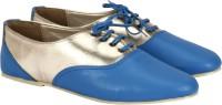 Sadana's Lace Up(Blue)