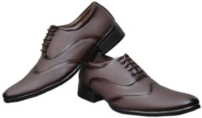 Contablue Spanish Walker Lace Up Shoes