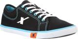 Sparx Sneakers (Black, Blue)