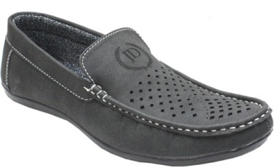 Jon Duglas Hole punched Loafers