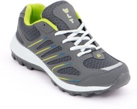 Asian Shoes B02 Walking Shoes(Grey, Green)