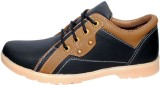 Falcon Casual Shoes (Black)