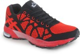 Air Lifestyle Red Running Shoes (Red)
