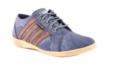 Theme United GL-017-BLUE Boat Shoes
