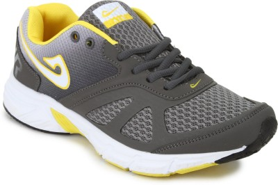 Air Lifestyle grey yellow Running Shoes