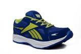 RBN Running Shoes (Blue, Green)