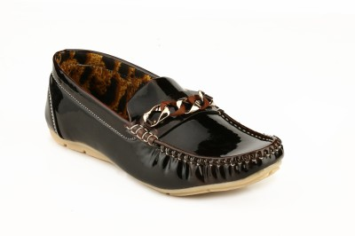 Mactree Patent Loafers