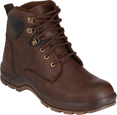 Udenchi Mens Steel Toe Safety Boots