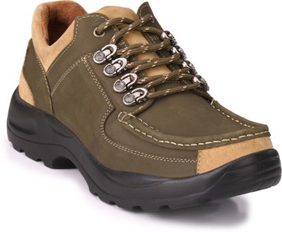Luckyman 100% Genuine Leather Outdoor Shoes