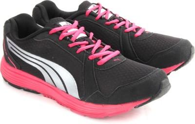 Puma Descendant v2 Wn s IND DP Running Shoes(Black)