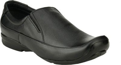 Step Mark Lfs-002-Black Slip On Shoes