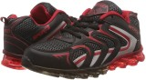 Tapps Running Shoes (Black, Red)