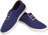 Fluid Canvas Shoes (Blue)
