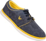 Vestire Casual Shoes (Blue, Yellow)