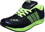 Triqer Sport Running Shoes (Black, Green...