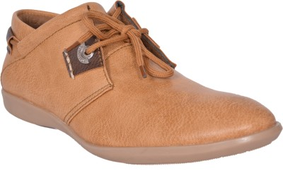 Walk Free Bravo Tan Casual Shoes