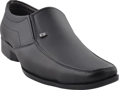 Real Blue Aa023 Slip On Shoes