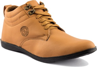 Golden Sparrow Casual Shoes(Tan)