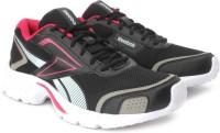 Reebok Litemove Lp Running Shoes(Black, Grey, Pink)