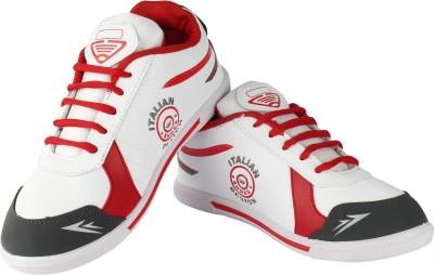 Vivaan Footwear White-204 Running Shoes