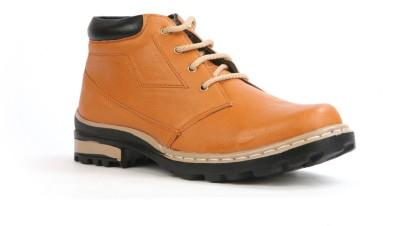 Bacca Bucci Firepop men tan Boots(Tan)