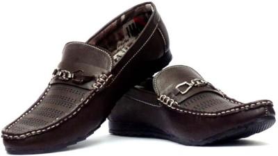 Vogue Guys Brown Killer Loafers