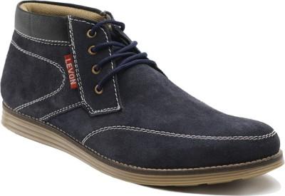 Levon London Levon Blue Bingham Sneakers