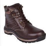 skyler Boots (Brown)