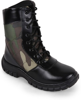 Armstar Camouflage High Ankle Jungle Boot Boots