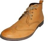 Maine Haiten Boots (Tan)