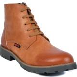 Footlodge Stylish and Elegant Boots (Tan...