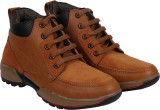 Stylish Step Boots (Brown)