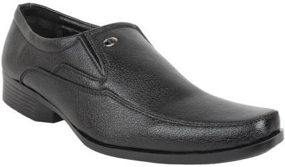 Firemark 041 Black Formal shoe