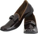 Stylish Step Party Wear (Brown)