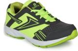 Bostan Running Shoes (Grey, Green)