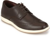 Lufunder Comfy Brogue Casual Corporate C...