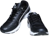 Livia Black Running Shoes545 (Black)