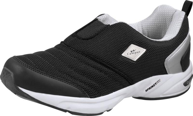 Campus MONTAYA Running ShoesBlack Silver