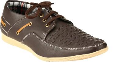 Step Mark Ffs-6252-Brown Party Wear