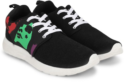 Stag Face Sneakers