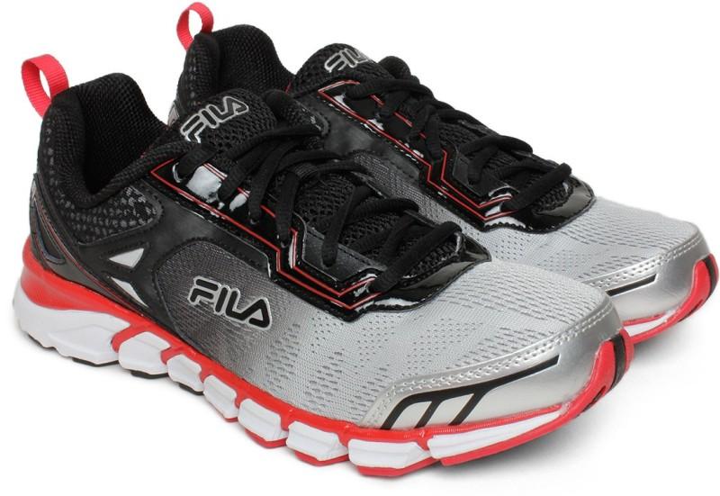 Fila Running ShoesBlack Grey