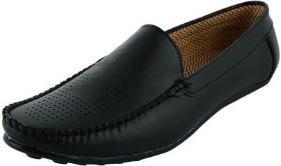 VOGUE GUYS black beautiful imbosing loafer Loafers