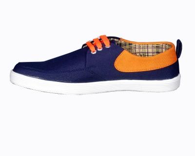 MICHEL Canvas Shoes