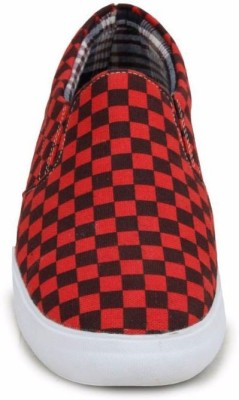 M-Toes M- Toes MT1016 Red Men Casual Shoes