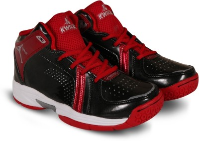 Kwickk Basketball Shoes(Black)