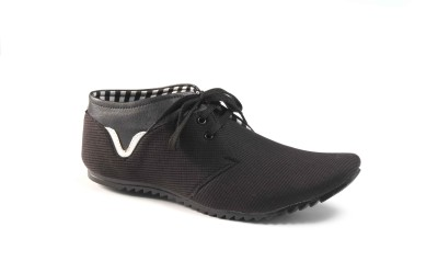 Shadow Coloured Matching Casual Shoes