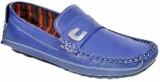 DK Derby Kohinoor Loafers (Blue)